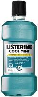 Listerine kills 99% of bad breath germs for a fresher mouth
