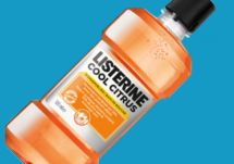 LISTERINE® Cool Citrus