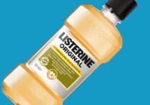 LISTERINE<sup>®</sup> ORIGINAL